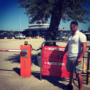 vigilanza porti e moli a Porto Cervo